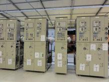 Комплектное распределительное устройство с элегазовой изоляцией (SF6) типа 8DA10